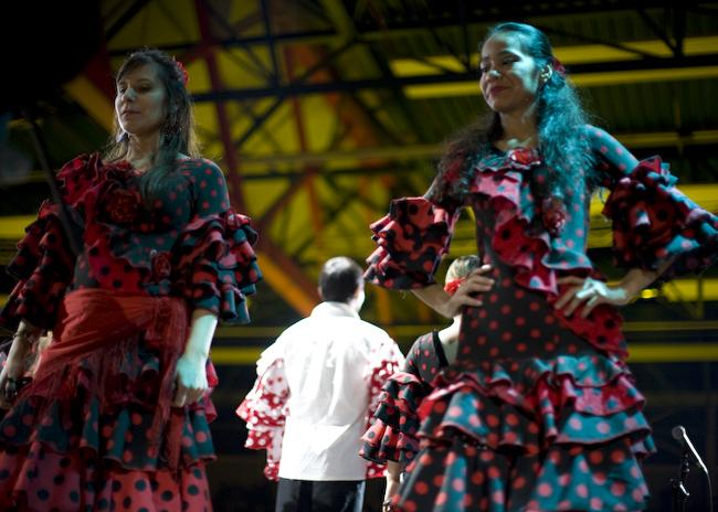 het beste Spaans dans